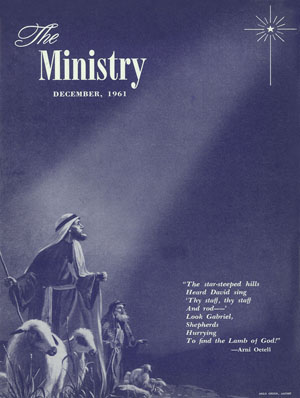 December 1961 cover image