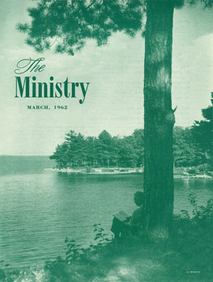 March 1962 cover image