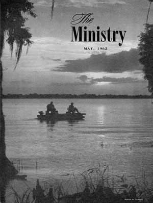 May 1962 cover image