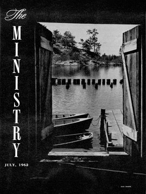 July 1962 cover image