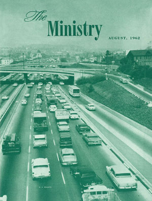 August 1962 cover image