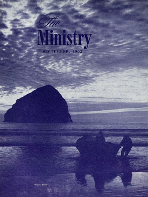 September 1962 cover image