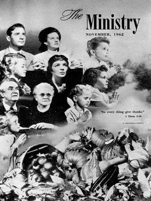 November 1962 cover image