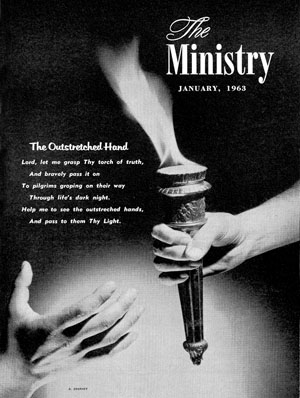 January 1963 cover image