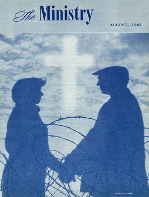 August 1963 cover image