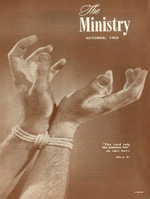 October 1963 cover image