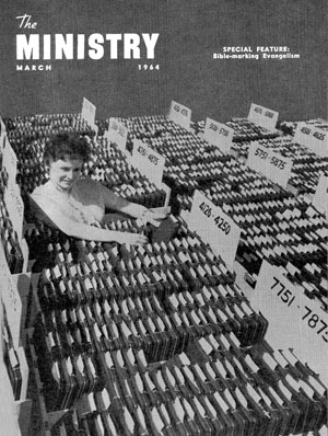 March 1964 cover image