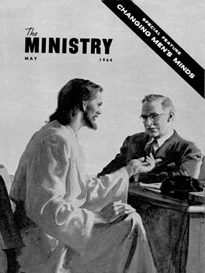 May 1964 cover image
