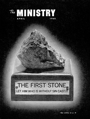 April 1965 cover image