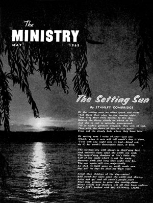 May 1965 cover image