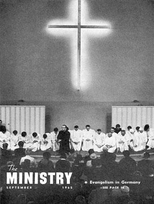 September 1965 cover image