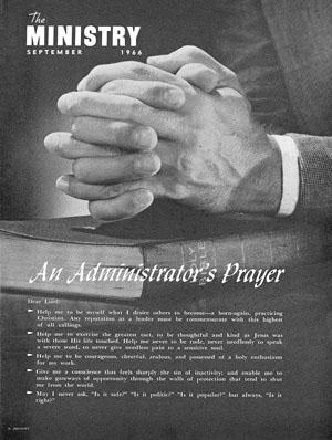 September 1966 cover image