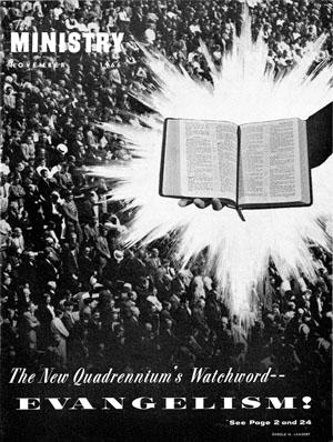 November 1966 cover image