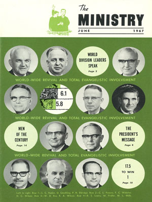 June 1967 cover image