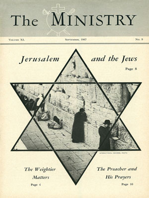 September 1967 cover image