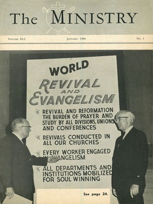 January 1968 cover image