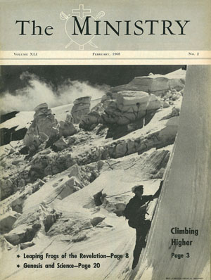 February 1968 cover image