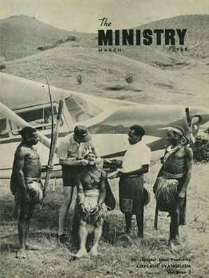 March 1968 cover image