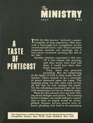 July 1968 cover image