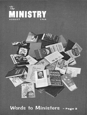 August 1968 cover image