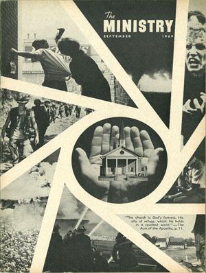 September 1969 cover image