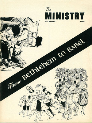 December 1969 cover image
