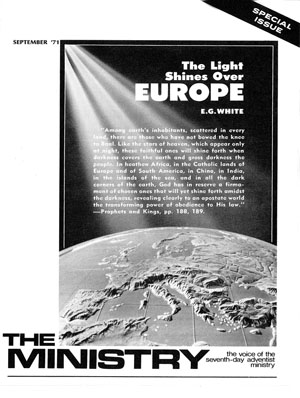 September 1971 cover image