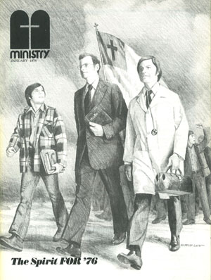 January 1976 cover image