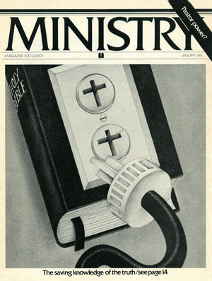 January 1981 cover image