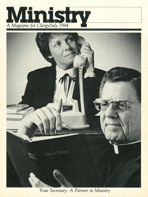 July 1984 cover image
