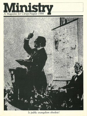 August 1984 cover image