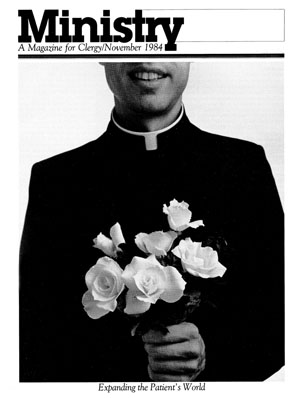 November 1984 cover image