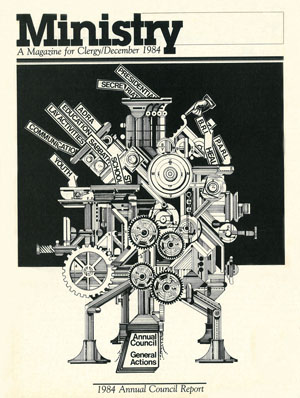 December 1984 cover image