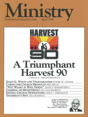 April 1986 cover image