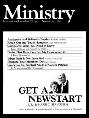 November 1986 cover image