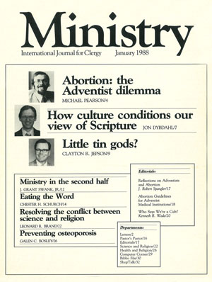 January 1988 cover image