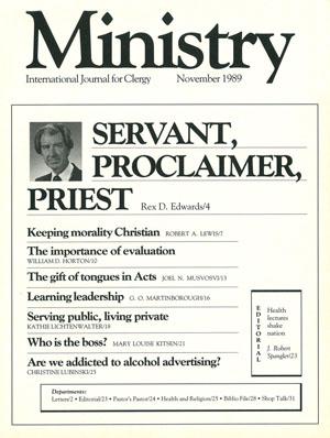 November 1989 cover image