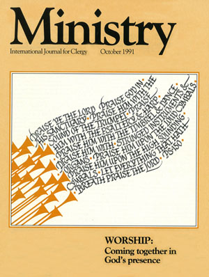101 ideas for better worship services - Ministry Magazine