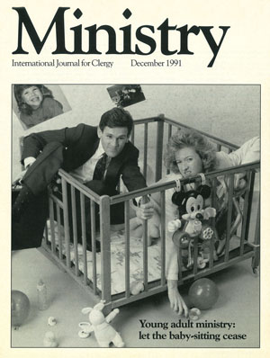 December 1991 cover image