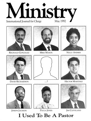 May 1992 cover image