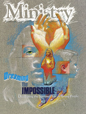 January 1995 cover image
