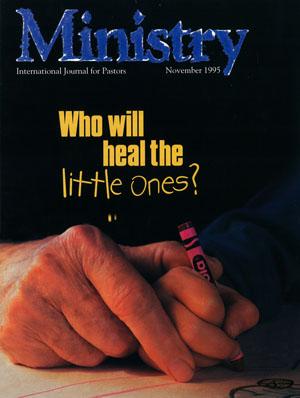 November 1995 cover image