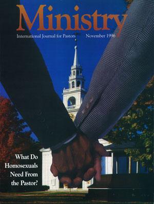 November 1996 cover image