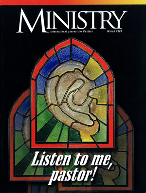 March 2001 cover image