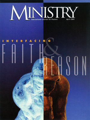 April 2001 cover image
