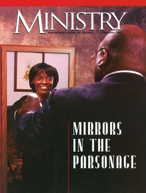 December 2001 cover image