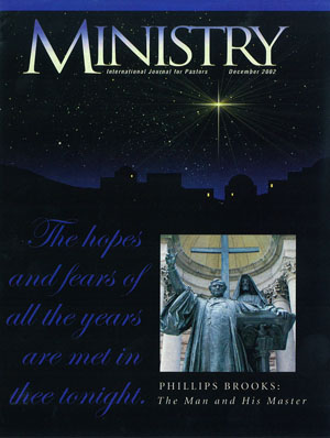 December 2002 cover image