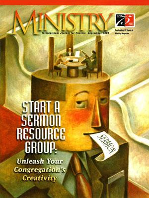 September 2003 cover image