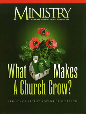 November 2004 cover image