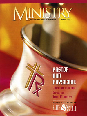 March 2005 cover image
